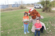McGruff with Kids (2)