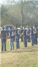 Police Officers  Holding Hands
